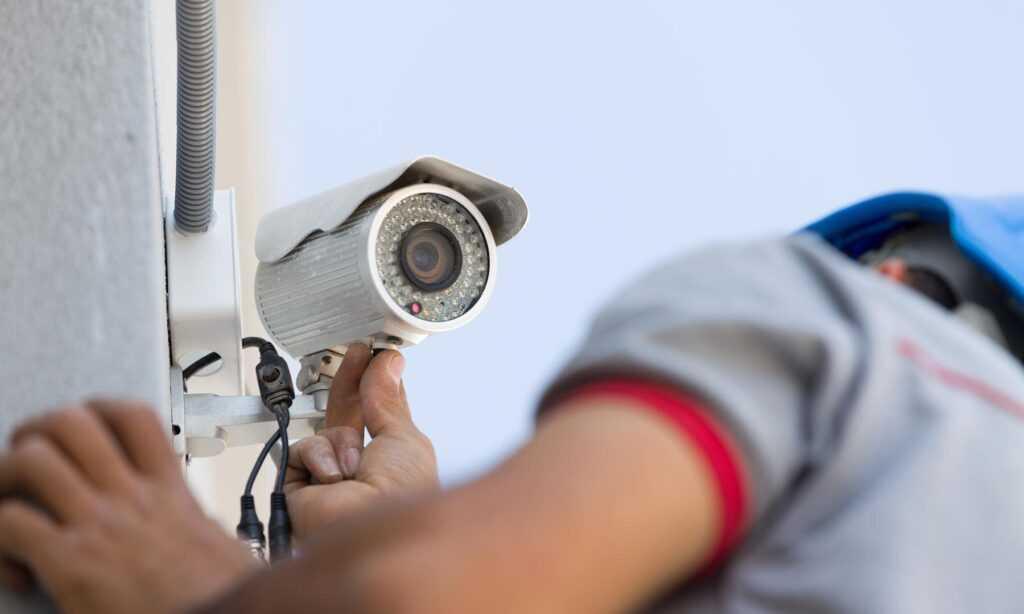 Монтаж систем видеонаблюдения - Компания «BALT GLOBAL»